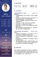 财务高级经理紫霞5年以上经验简历.docx