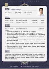 财务高级经理奢金3-5年经验简历.docx