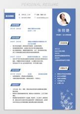 财务简历财务范文.docx