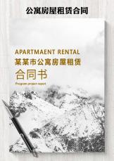 公寓租赁合同.docx