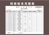 财务收支月报表-VBA保存总表.xls