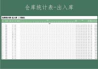仓库统计表-出入库自动版.xlsx