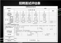 招聘面试登记表.xlsx