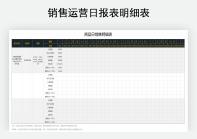 销售运营日报表.xlsx