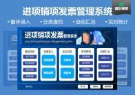【免费试用】进项销项发票管理系统-超级模板.xlsx