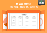 【免费试用】售后管理系统-超级模板.xlsx