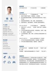 5-7年经验新媒体运营单页简历.docx