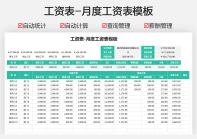 工资表-月度工资表模板.xlsx