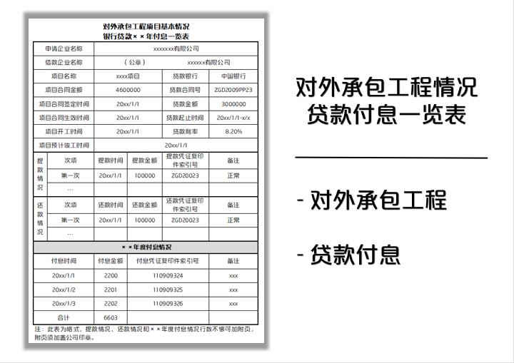 对外承包工程情况贷款付息一览表.xlsx